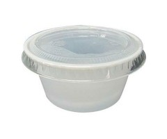 Pot plastique 150 ml***P