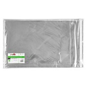Sachet transparent zip 33x46