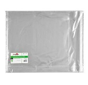 Sachet transparent zip 41x41