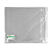 Sachet transparent zip 55x55