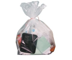 Sac-Poubelle transparent 130 L