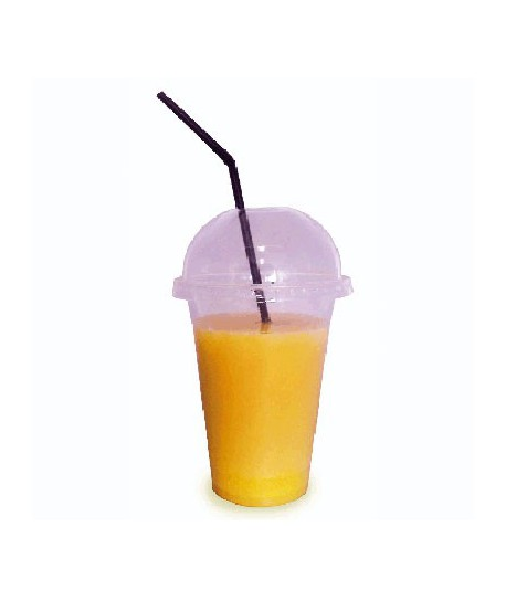 Gobelet à Smoothie PET transparent 700 ml