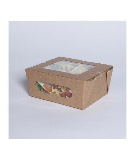 Salade box 1000 ml